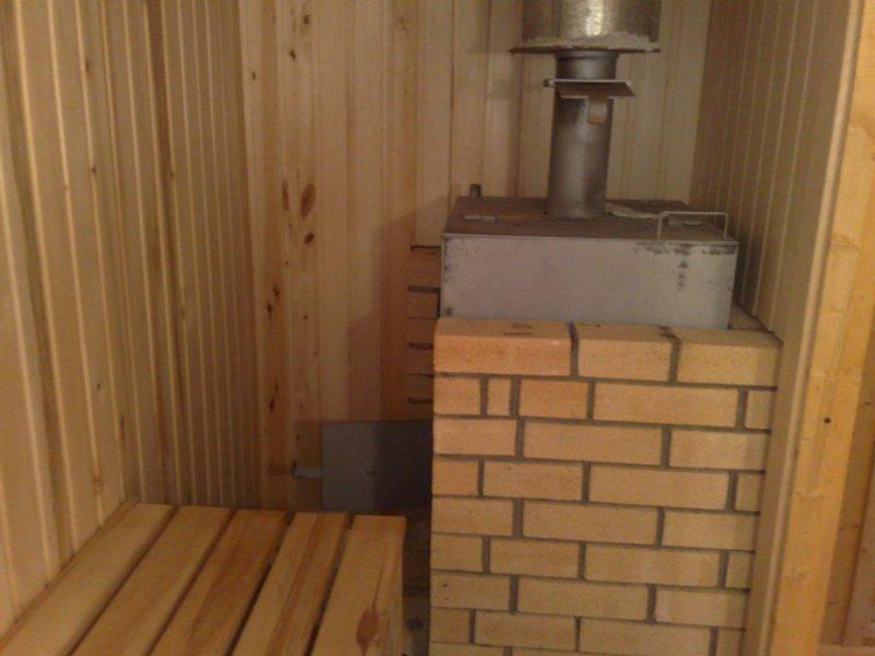 Строительство бани в бекетово