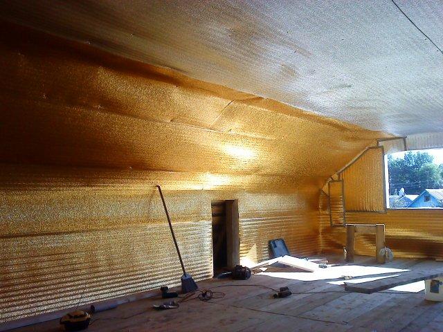 Крыши деревянного дома в уфе